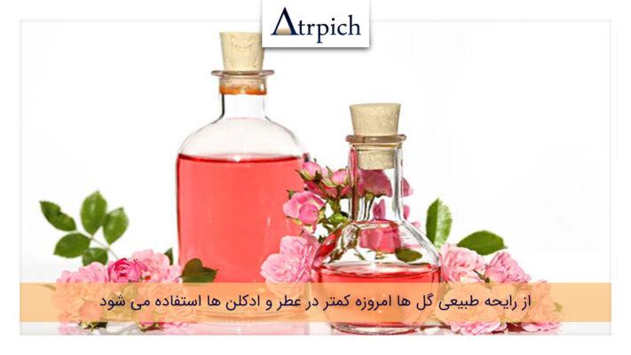 نکاتی در مورد عطرها و ادکلن ها